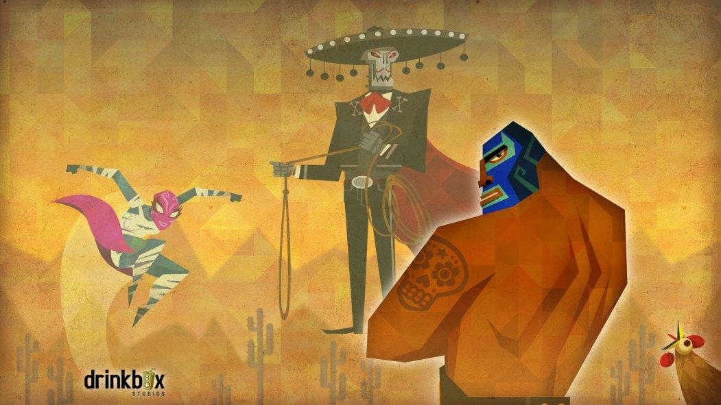 Resultado de imagem para Guacamelee